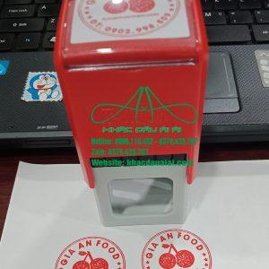 Dấu Tròn Có Logo Cửa Hàng, Công Ty